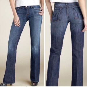 CITIZENS OF HUMANITY Dita Petite Bootcut Jeans 28